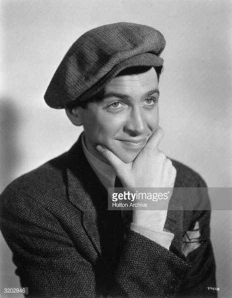 Actor Jimmy Stewart (courtesy of gettyimages)