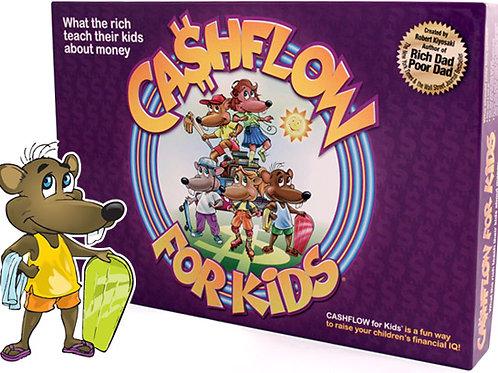 Cash Flow for Kids Board Game