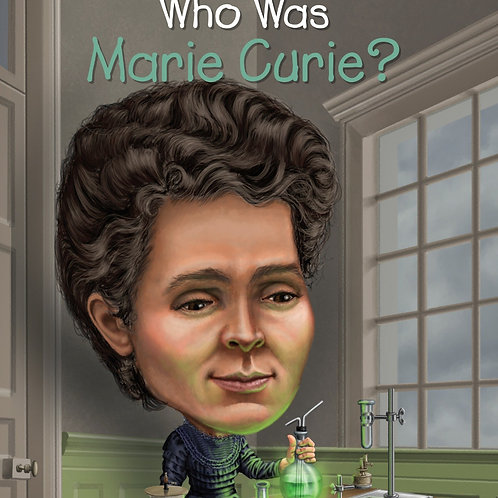 Who Is? Book Series