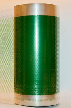 Стрейч-пленка сетка зеленая