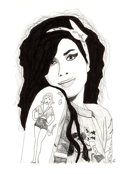 Absence: Amy Winehouse