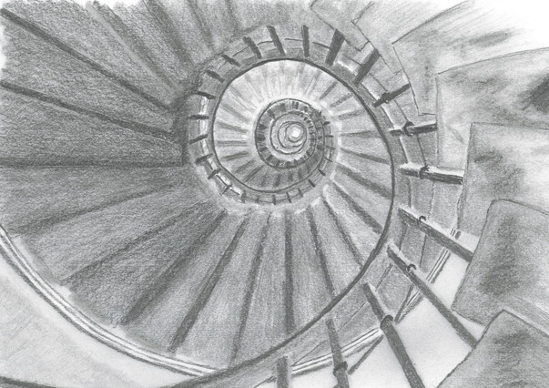 Monument of London Staircase