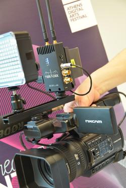 Massive Setup for Wireless HD Stream