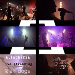 Allochiria on Six Dogs