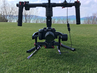 Gimbal + Tele-Lens for slow-mo Sports Filming