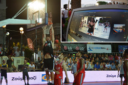 3on3 Aegean Ball for Cosmote
