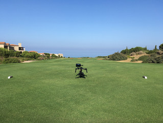 Messinia / Aegean Pro Am | Filming for Sky Sports