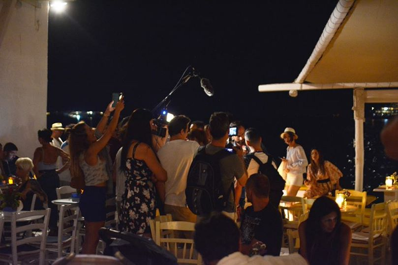 Mykonos LIVE with Lianos...