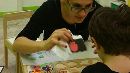 Autismo e Supporti Visivi
