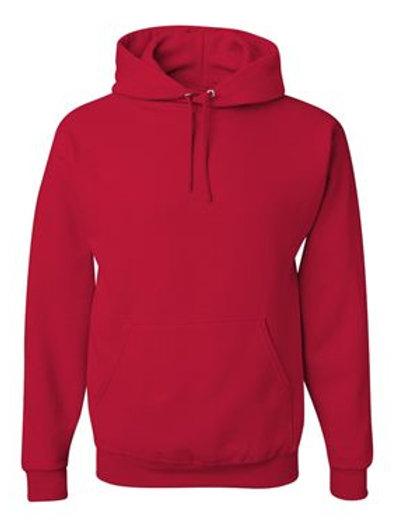 Hooded Sweatshirt - True Red
