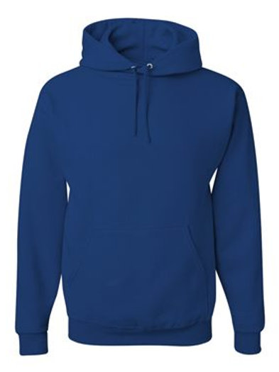 Hooded Sweatshirt -Royal