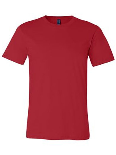 Soft Unisex Tee - Red