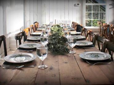 Table Setting, Rustic, Farmhouse Table.j