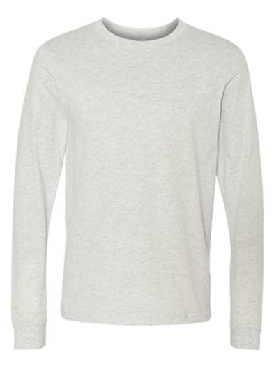 Jersey Long Sleeve Tee - Ash