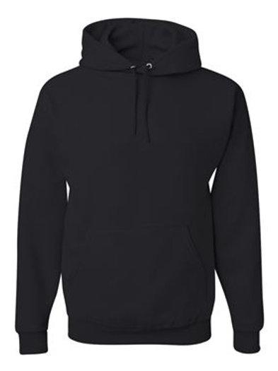 Hooded Sweatshirt -Black