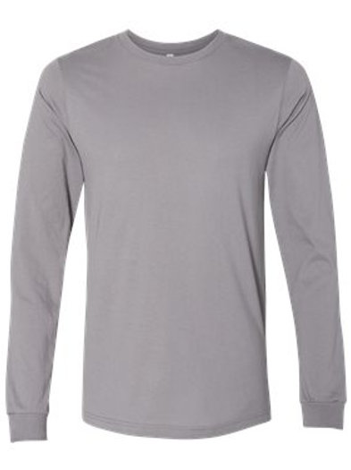 Jersey Long Sleeve Tee - Storm