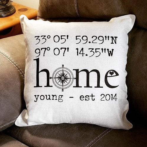 Personalized Pillowcase