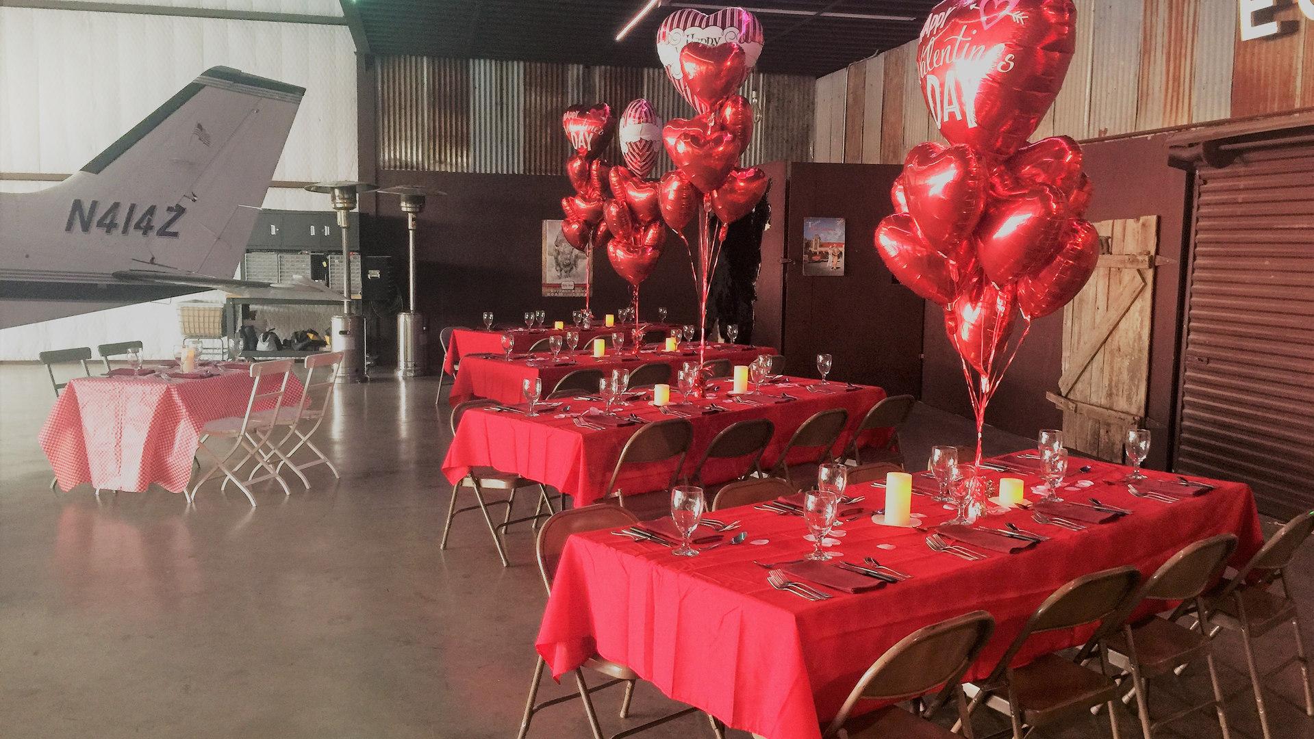 Couples Valentines Dinner