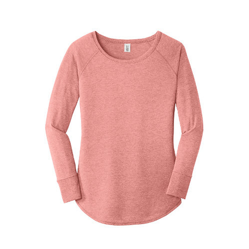 Women's Long Sleeve Tunic Tee