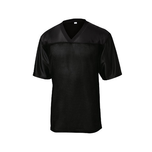 Fan Replica Jersey - Black