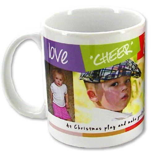 Ceramic Mug - 11 oz