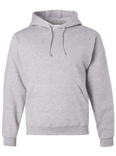 Hooded Sweatshirt -Ash