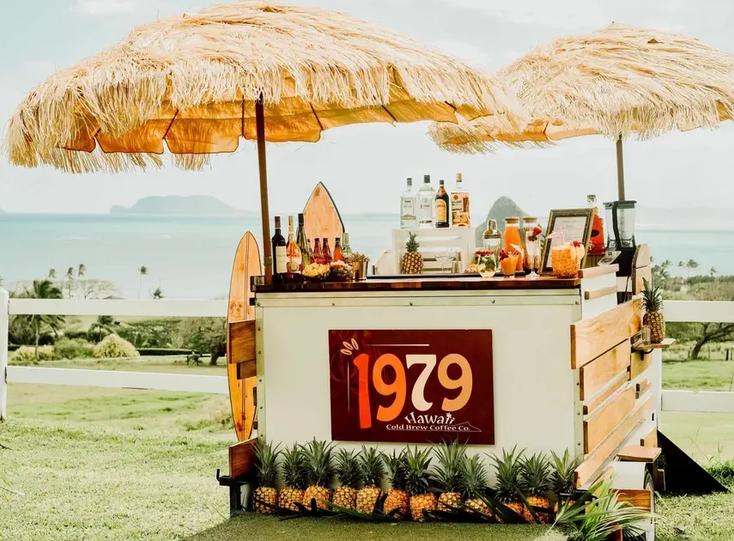 1979Hawaii Open Bar