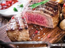 Steak catering