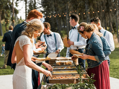 How Much Does Wedding Catering Services Cost in 2021?