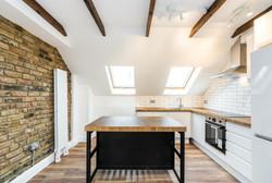Loft Open Plan kitchen