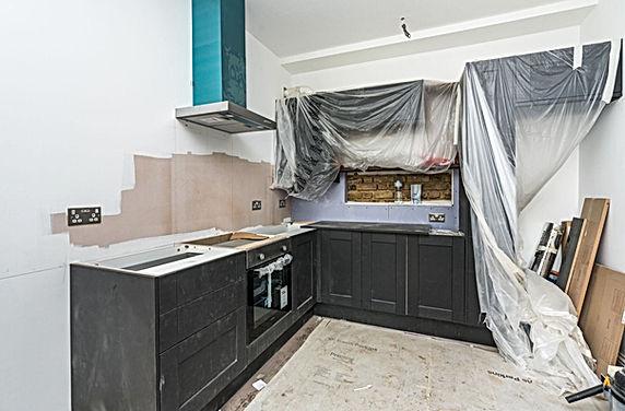 1st Floor Kitchen units installed.jpeg