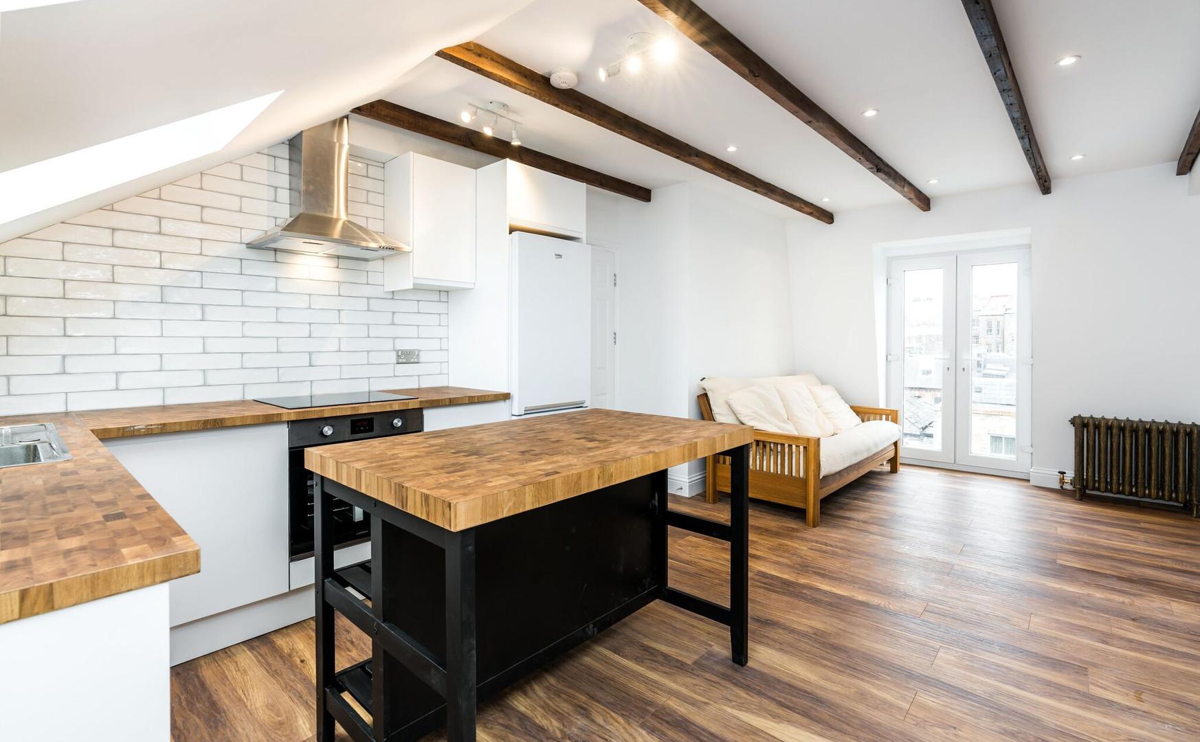 Loft - Ktichen and Living Space.jpeg