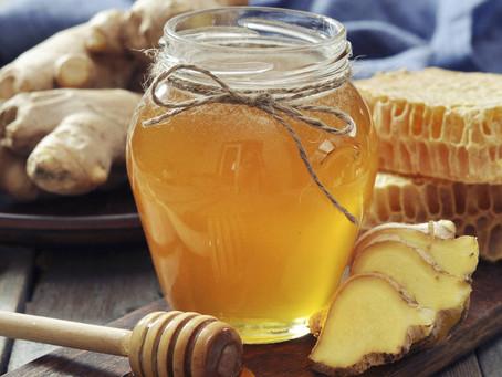 Đumbir i med za mršavljenje kao lek