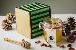 B Honey zelena kutija