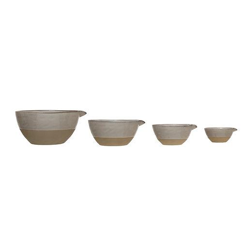 Texture Batter Bowl Set