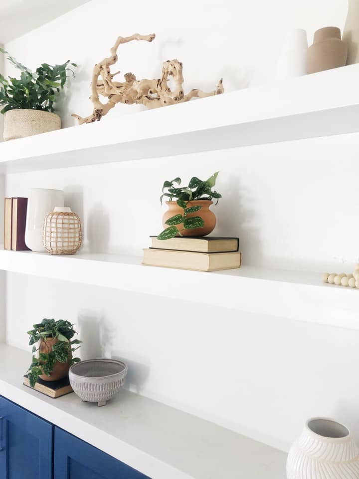 Cacatua project shelving