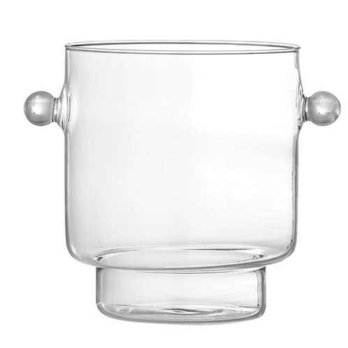 Simply Glass Ice Basket