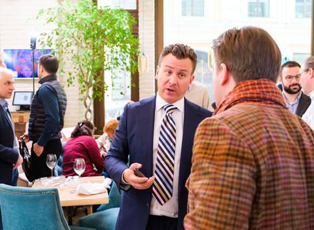 Клубный завтрак Investment Managers Substance с Collas Crill