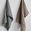 Thumbnail: Gretta Oversized Linen Towels