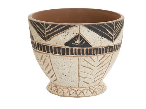 Amelia Textured Organic Pot
