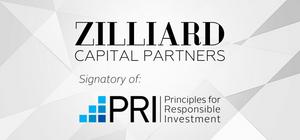 Zilliard Capital Partners присоединились к инициативе PRI