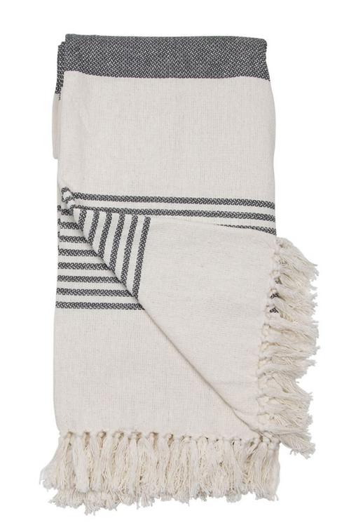 Addison Hand Woven Throw Blanket