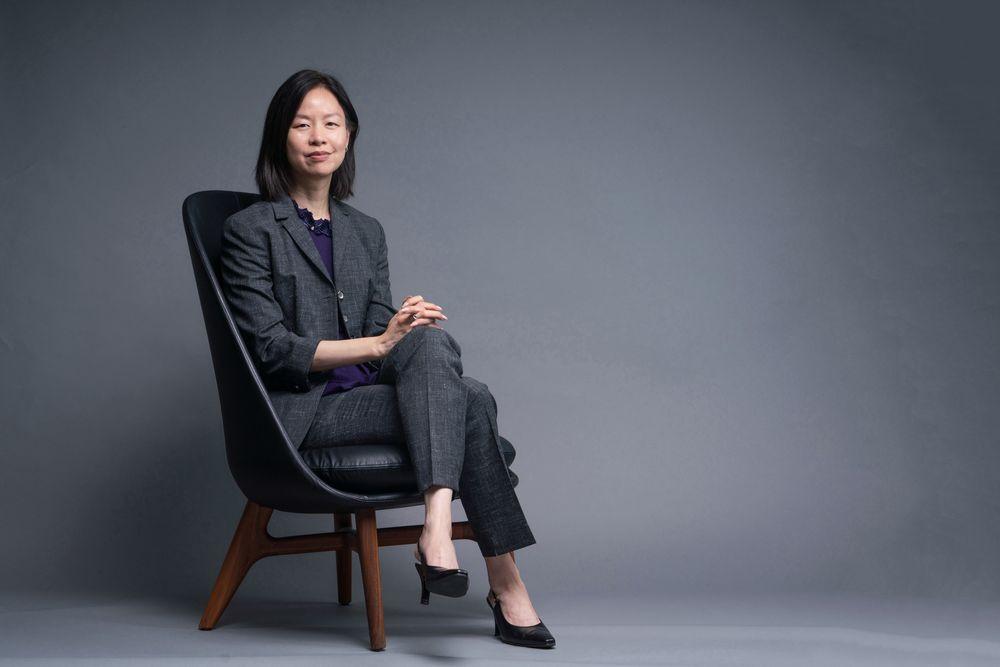 Monica Hsiao Photographer: Anthony Kwan/Bloomberg