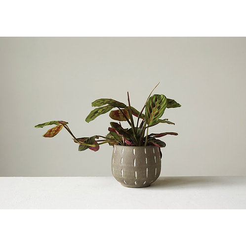 Minimalist Terra Cotta Planter