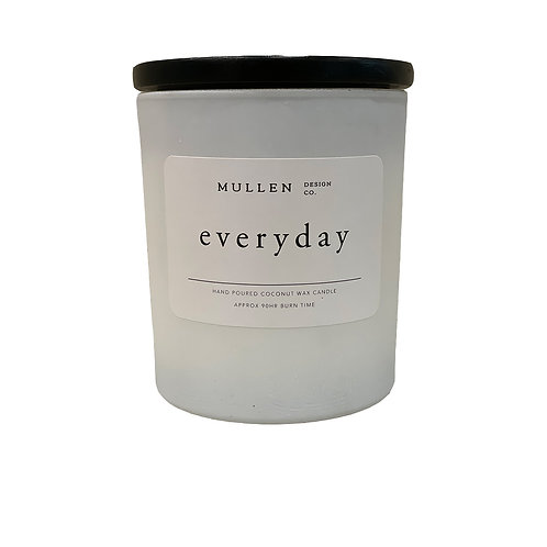 MDC Everyday Candle