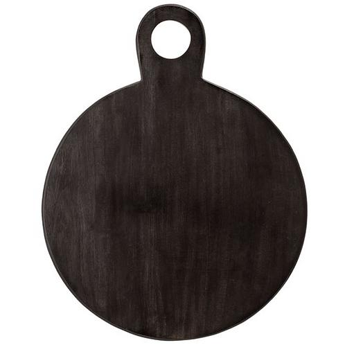 Oversized Black Cheese Board