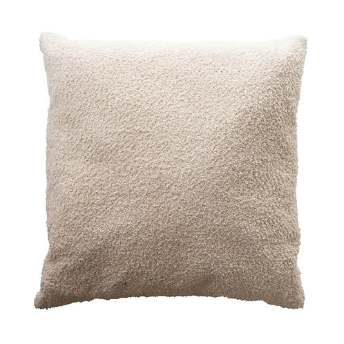 Natural Boucle Lilly Pillow
