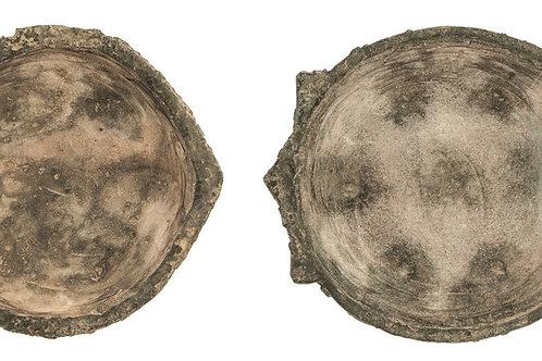 Found Soapstone Plate