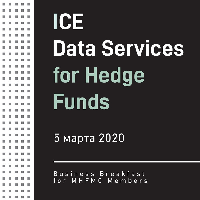 ICE Data Services for Hedge Funds