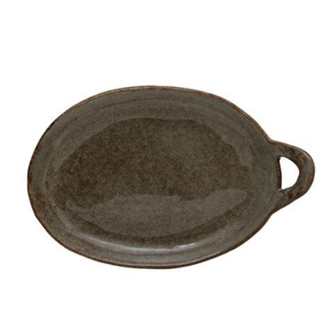 Sonoma Stoneware Plate